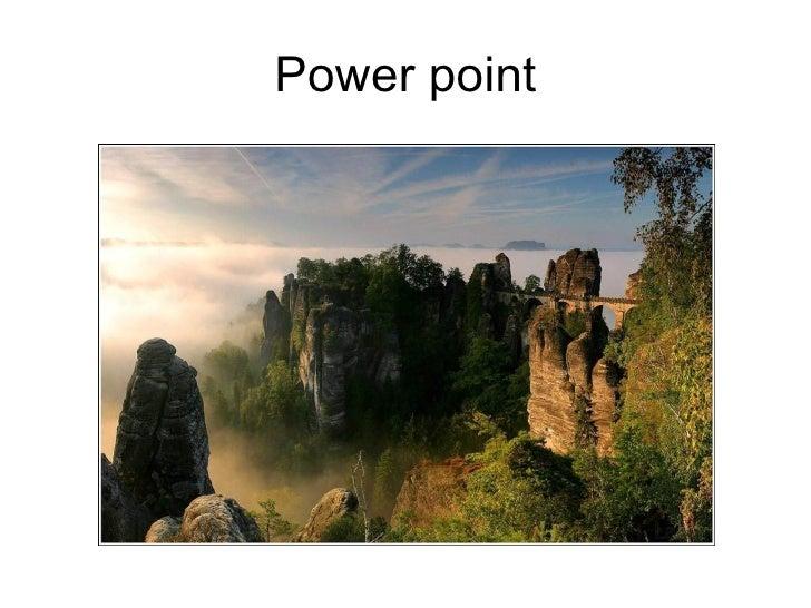 Power point otilia