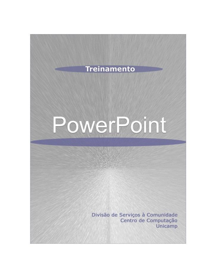LICENCIAMENTO DE USO   Este documento é propriedade intelectual © 2002 do Centro de Computação da Unicamp e distribuído so...