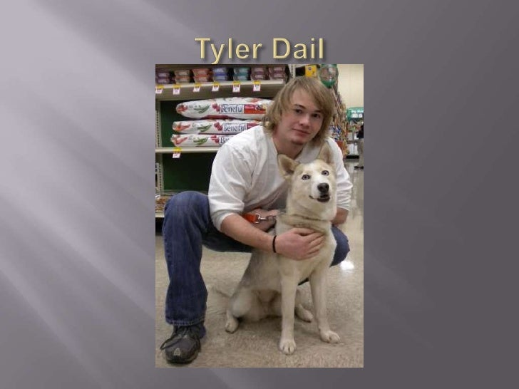 Tyler Dail<br />