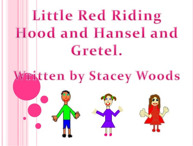 Once upon a time long ago, there lived a Girl called Little Red Riding Hood. She was seven years old and lived with her Mo...