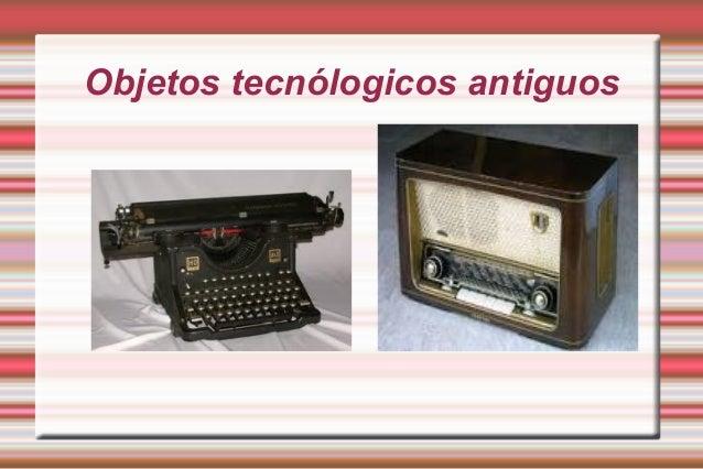 Objetos tecnologicos for Objetos de decoracion modernos