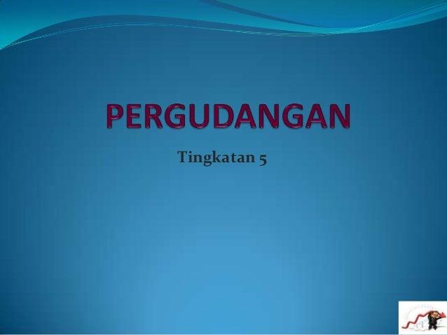 Tingkatan 5