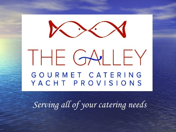 Serving all of your catering needs