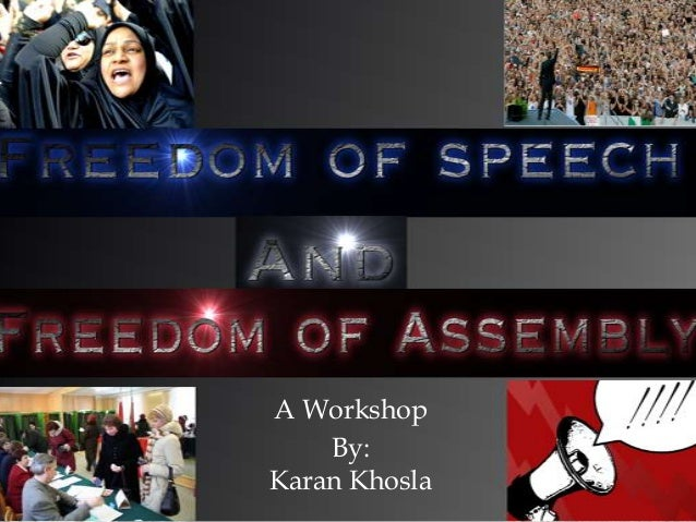 A Workshop    By:Karan Khosla