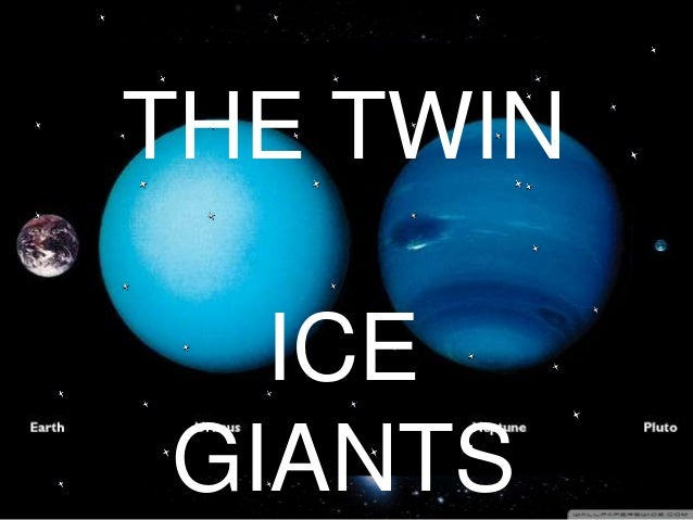 THE TWINICEGIANTS