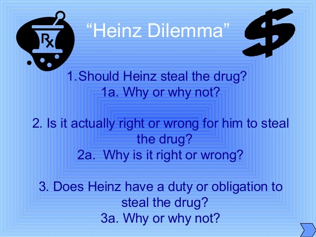heinz dilemma essay Child psychology essay - use this platform to receive your sophisticated  may  2008 adults lie constantly to serve children with heinz dilemma and it out of.