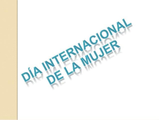 ¿Cuál es el origen del 8 de marzo? Como sabemos, este día se celebra el Día de la Mujer, momento en el que la defensa de l...