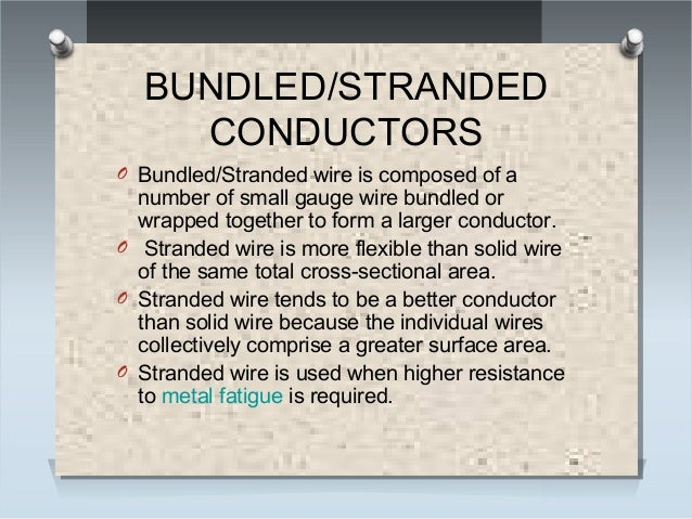 Amazing solid wire vs stranded wire pictures inspiration insulators conductors transformer and ac motors keyboard keysfo Choice Image