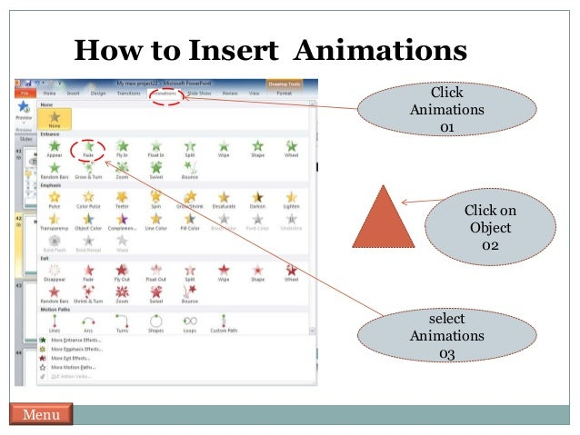 learn how to use powerpoint 2010