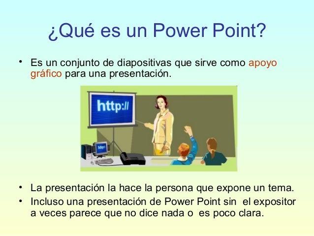 Presentaciones Power point Slide 2