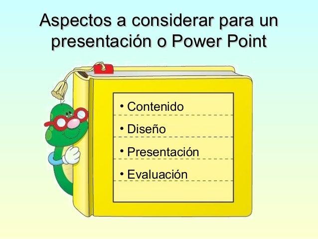 Presentaciones Power point Slide 3