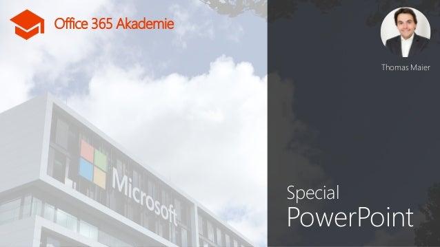 Sendung 18-01: PowerPoint - Was ist seit der Version 2016 dazugekommen? Slide 3