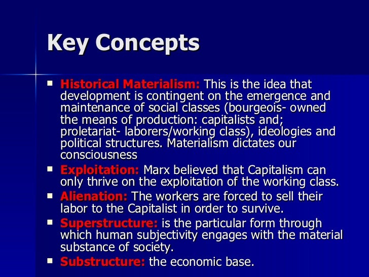 marx historical materialism essay Essay on the theory of historical materialism – the theory of 'historical materialism' is very much associated with the names of karl marx and engels, the champions of communism the theory of historical materialism is also known as the materi0alistic interpretation of history the idea of .