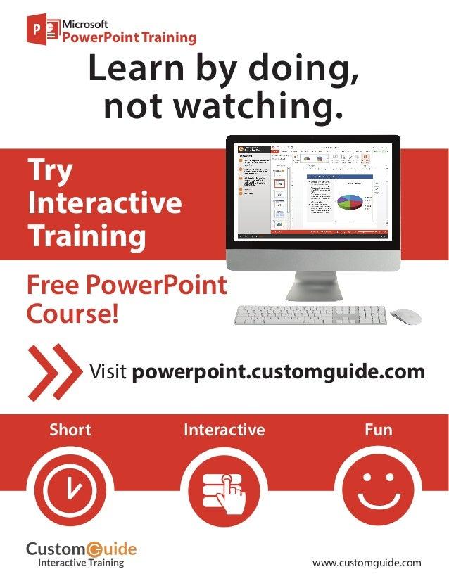 powerpoint 2013cheatsheet