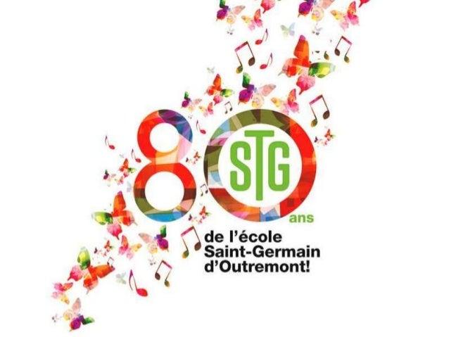 80e de l'École Saint-Germain d'Outremont