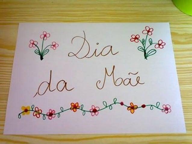 """Hoje foi"""" Dia da Mãe"""" na escolinha do Rafael…"""