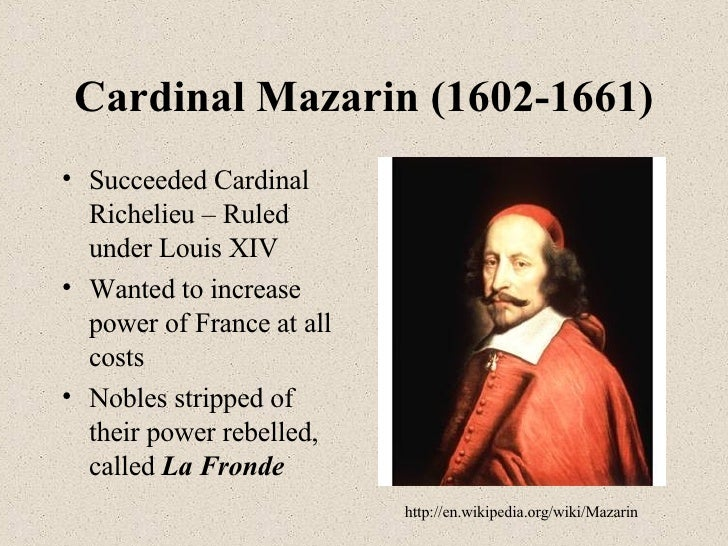 How did Cardinal Richelieu change France? - DailyHistory.org