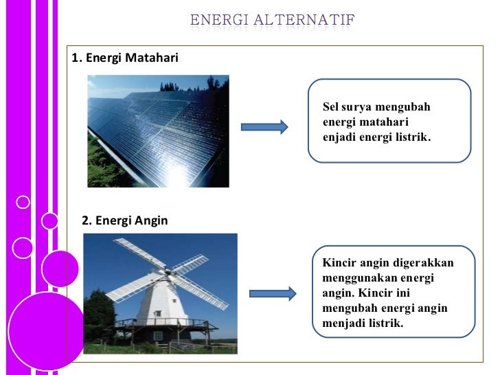 Power Point Kls Iv Smst 2 Kd 8 1 8 2 Energi