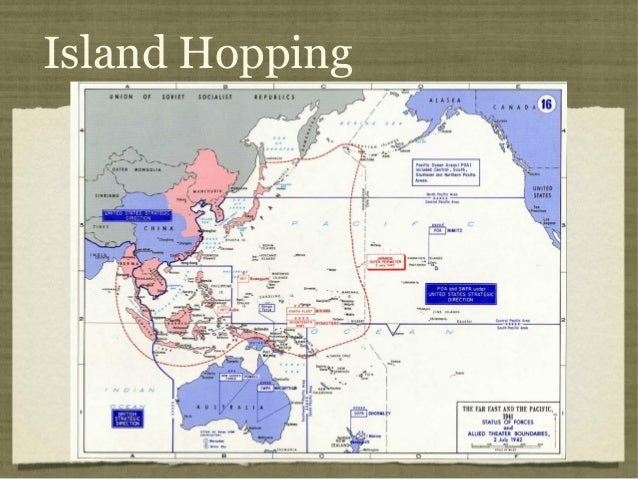 Power point lesson 14  world war ii pacific theater  great depres