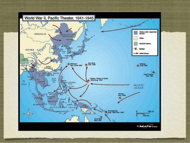 Power point lesson 14 - world war ii pacific theater - great