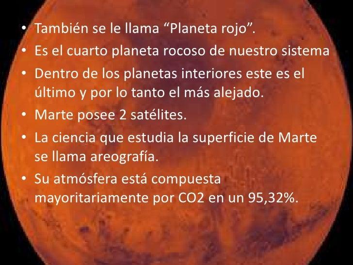 Power point los planetas for En 1761 se descubrio la de venus