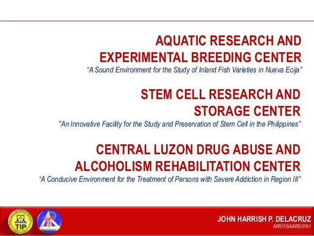 "AQUATIC RESEARCH AND EXPERIMENTAL BREEDING CENTER ""A Sound Environment for the Study of Inland Fish Varieties in Nueva Eci..."