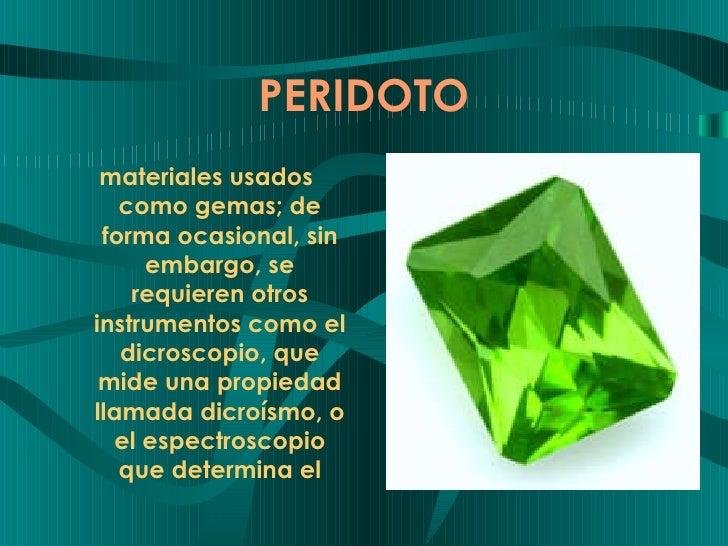 Presentacion for Cual es el color piedra