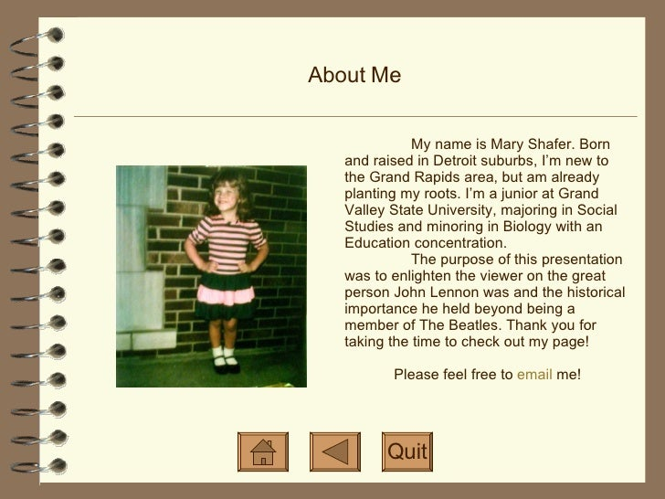 About Me My name is Mary Shafer. Born and raised in Detroit suburbs, I'm new to the Grand Rapids area, but am already plan...