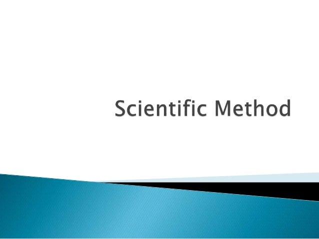 power point scientific method  1