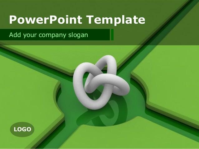 PowerPoint TemplateAdd your company slogan LOGO
