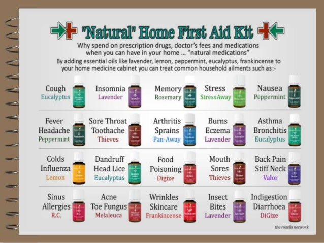 Young Living - Essential Oils Natural Healthcare and Healing