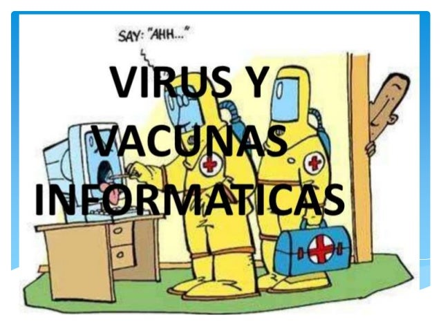 """ Los Virus Informáticos son sencillamente programas maliciosos (malwares) que """"infectan"""" a otros archivos del sistema con..."""