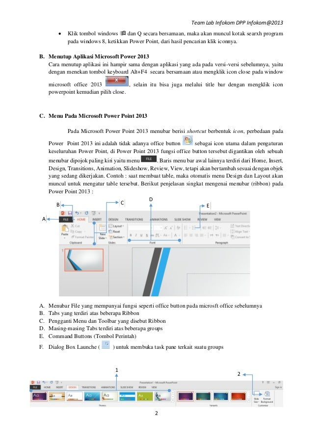 how to use powerpoint 2013 tutorial