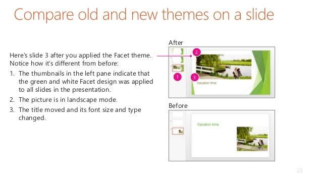 PowerPoint 2016 for Mac Basics