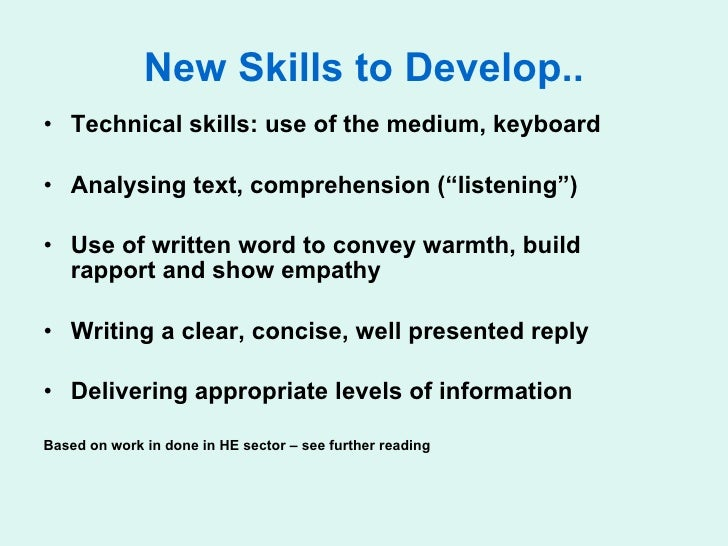 Powerpoint 2 Session 2 Talking Without Meeting Slide 3