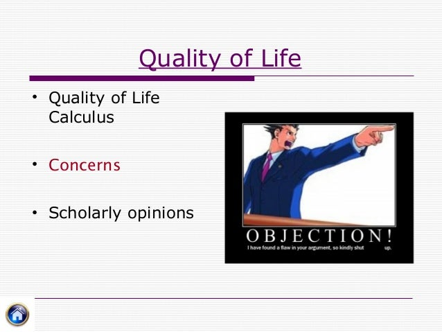 Abortion and the sanctity of human life 27 quality of life sciox Choice Image