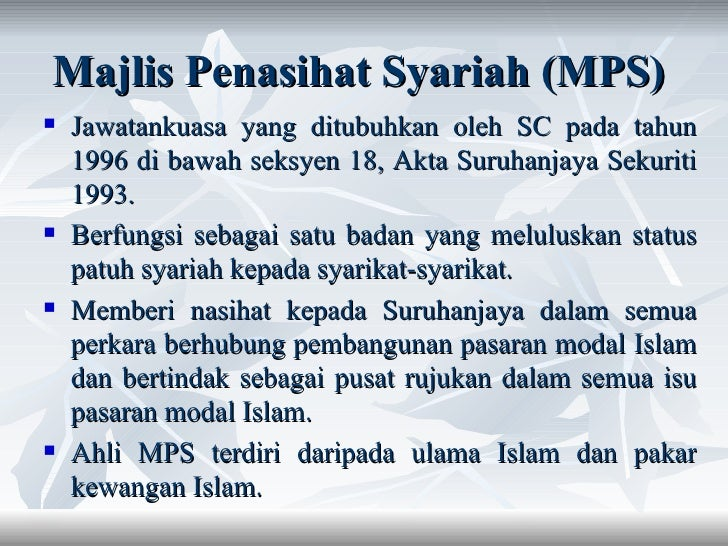 pasaran modal islam Ada beberapa prinsip dasar untuk membangun sistem pasar modal yang sesuai dengan ajaran islam sedangkan untuk implementasinya,.