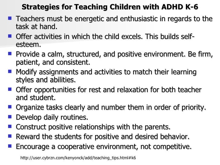 Powerpoint Adhd By Diane