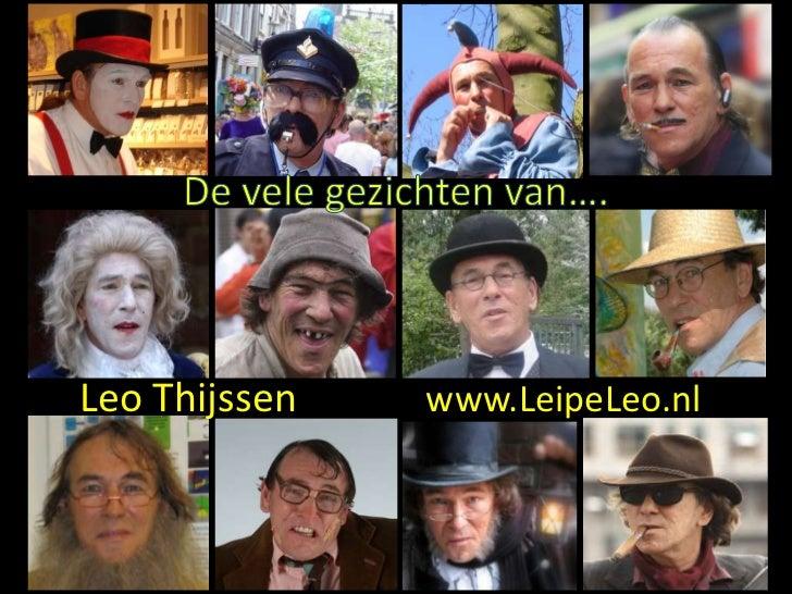 Leo Thijssen   www.LeipeLeo.nl