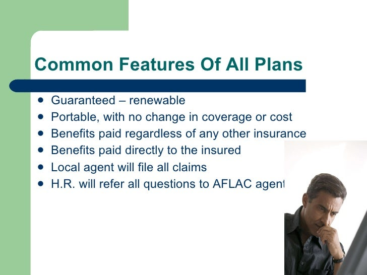Is Car Insurance Tax Deductible >> Aflac Power Point Presentation
