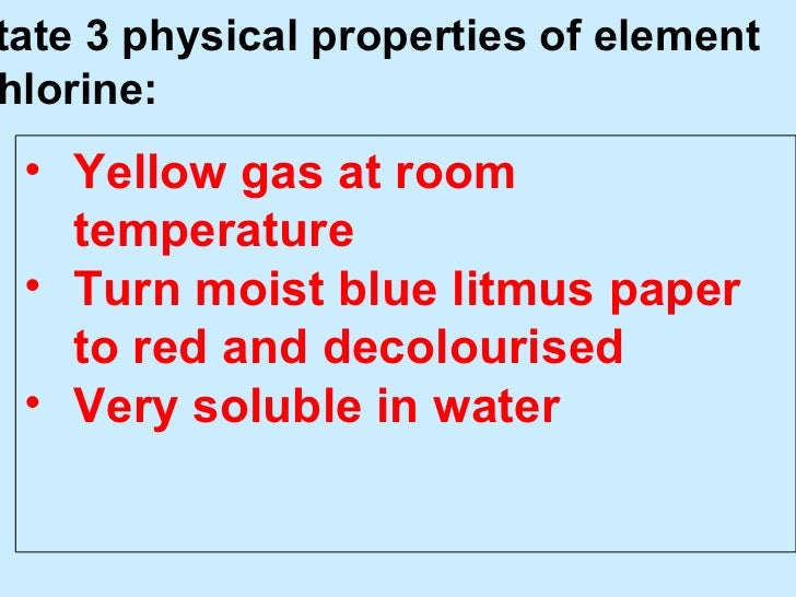 What Is Iron Physical State At Room Temperature