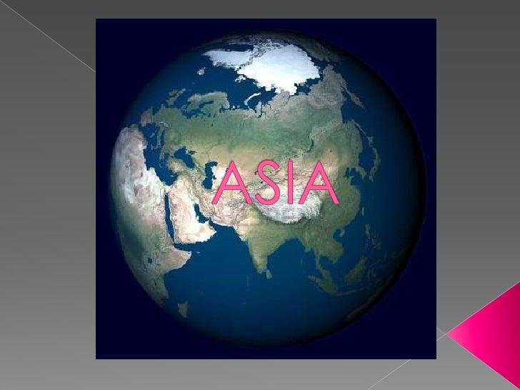 En el continente asiático destacan las siguientes formaciones: En el norte la llanura  asiática En el sur la Meseta del ...
