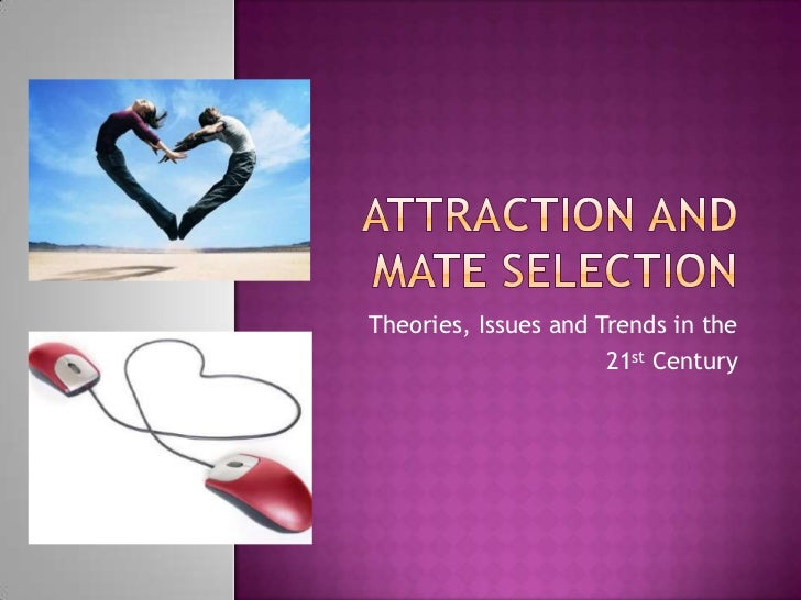 Mate selection theories essay contest