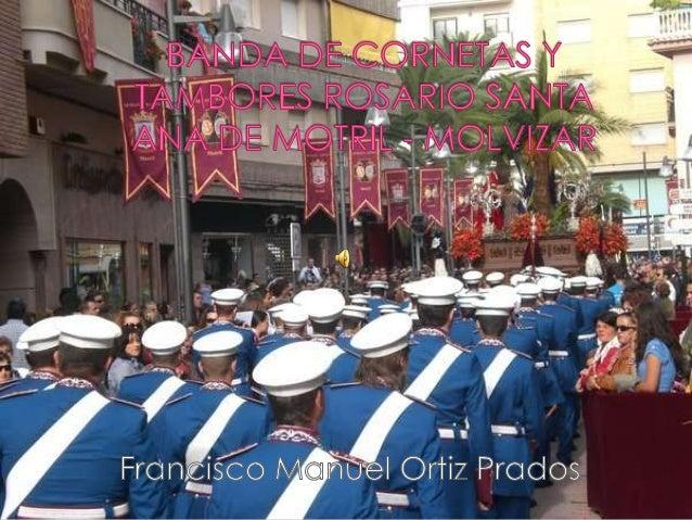Marchas de Triana:Embrujo de TrianaAl cielo el rey de TrianaLa pasiónA esta esSilencio BlancoSilencioSanta CruzEl Salvador...