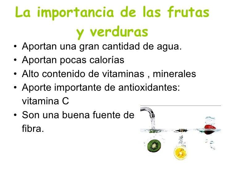 Aprendiendo a comer sano for Porque son importantes los arboles wikipedia