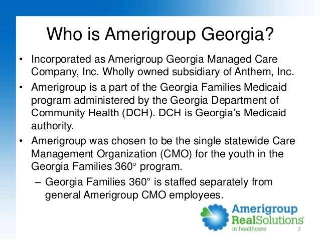 Georgia Families 360