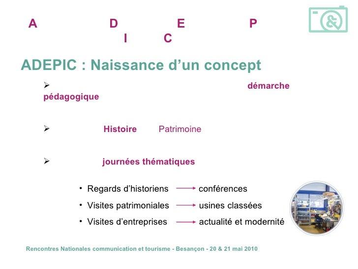 Visites d'entreprises en franche-Comté : la synergie des acteurs Slide 3