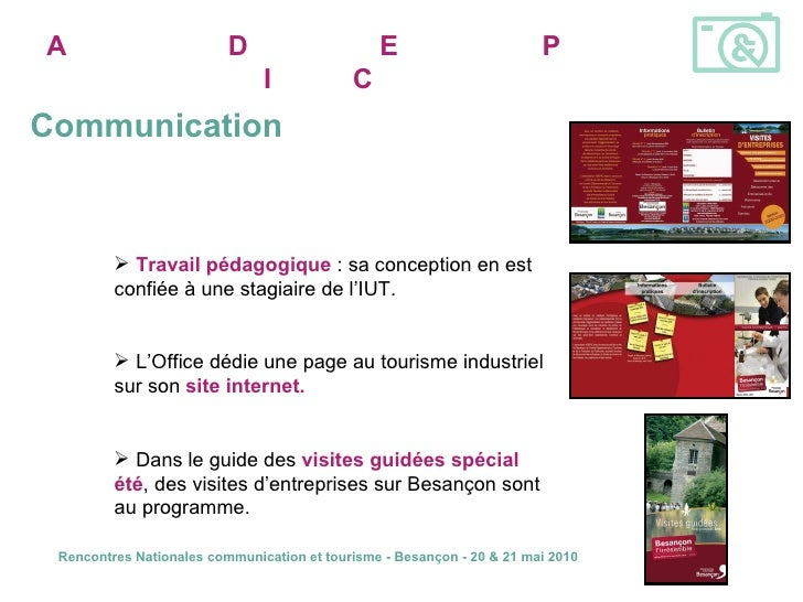 <ul><li>Elaboration d'une plaquette avec le soutien de la Ville de Besançon </li></ul><ul><ul><li>Travail pédagogique   : ...