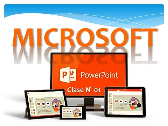 PowerPoint: Clase Nº 01 Slide 3
