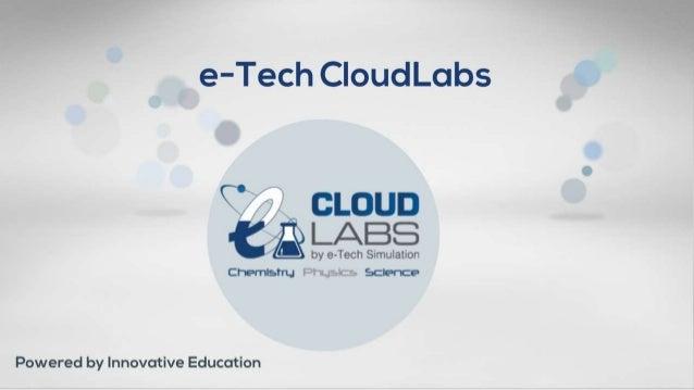 Cloud Labs presentación de producto